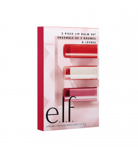 e.l.f. 3 Piece Lip Balm Set 2019