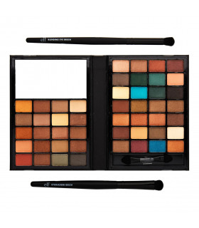 48 Color Eyeshadow And Brush Set 2018